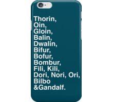 Thorin&co iPhone Case/Skin