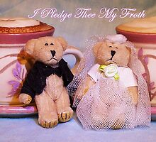 I Pledge Thee My Froth by Sue H