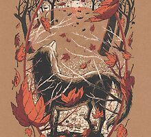 Autumnal Equinox by brianluong