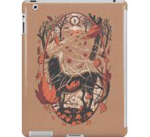 Autumnal Equinox iPad Case/Skin