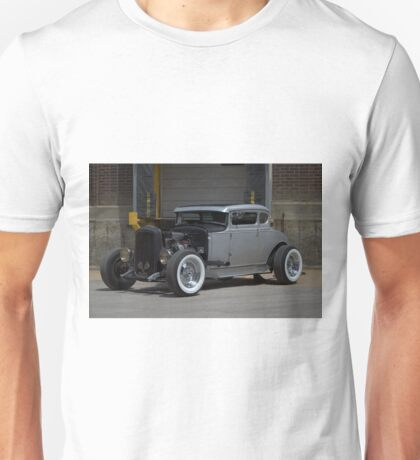 1931 Ford Coupe Hot Rod Unisex T-Shirt