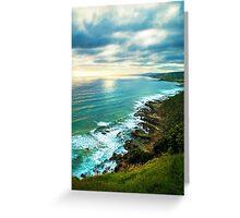Great Ocean Road I Greeting Card