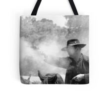 In the Thick of Battle Tote Bag