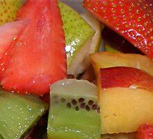 Fruit salad by karenkirkham