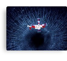 the black hole Canvas Print