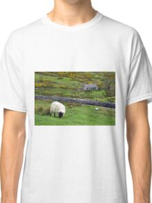 Stone Cottage Gorse and Sheep Classic T-Shirt