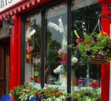 Knights Town Coffee Ireland Sticker