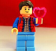 Marty McFly Valentines by FendekNaughton