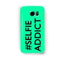 #Selfie Addict Samsung Galaxy Case/Skin