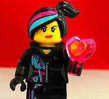 Wyldstyle Valentines by FendekNaughton