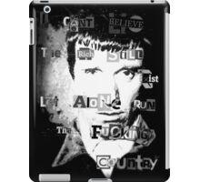Sleaford Mods - The Rich iPad Case/Skin