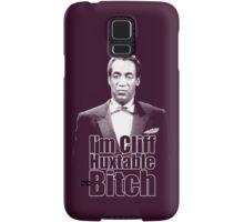 I'm Cliff Huxtable B*tch Samsung Galaxy Case/Skin