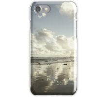 Earth delights to feel your bare feet iPhone Case/Skin
