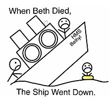 When Beth Died... by The-stick-dead