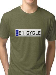 B1CYCLE Tri-blend T-Shirt