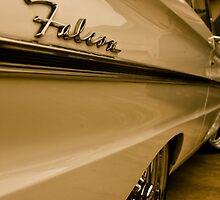 Falcon Futura  by Drew  McFarland