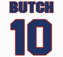 Basketball player Butch Graves jersey 10 by imsport