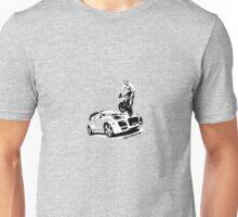 BMX versus SUV Unisex T-Shirt