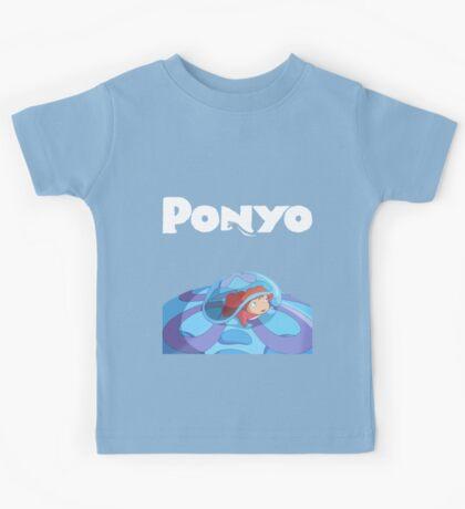 Ponyo Kids Tee