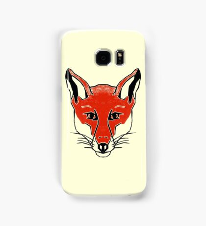 The Fox Samsung Galaxy Case/Skin