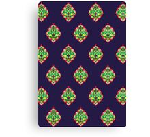 DAMSCUS - PATTERN 2 Canvas Print