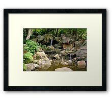 Waterfall, Waterfall... Framed Print