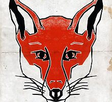 The Fox by TomBroughton