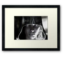 The Seeker Framed Print
