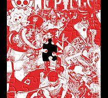 Missing One Piece by awakuroi