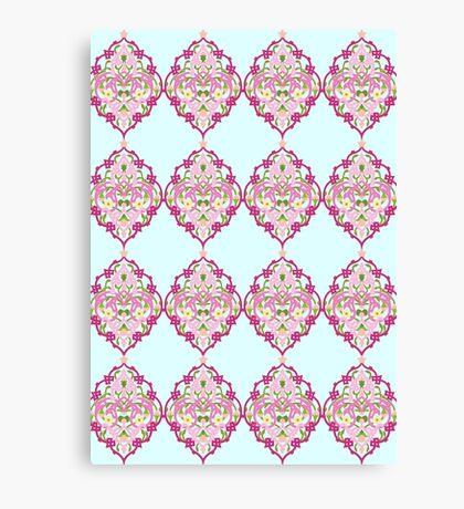 Damascus Pattern 1 Canvas Print