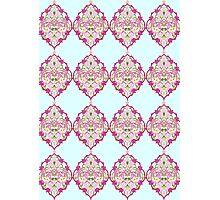 Damascus Pattern 1 Photographic Print