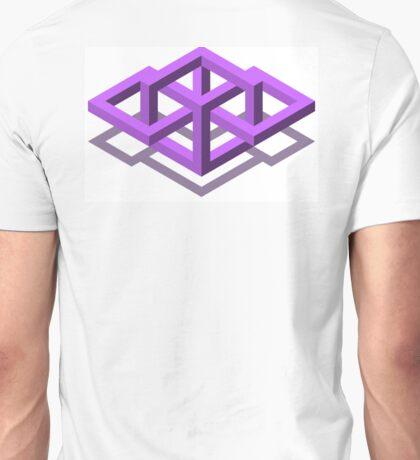 Iso White   Unisex T-Shirt