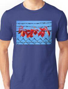 Vine wire Unisex T-Shirt