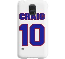Basketball player Craig Neal jersey 10 Samsung Galaxy Case/Skin