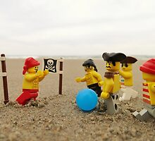 Pirate Soccer by bricksailboat