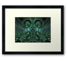 Fractal 06 Framed Print
