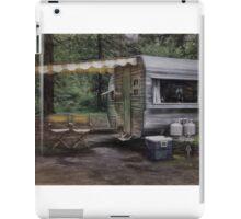 Quiet On The Set iPad Case/Skin