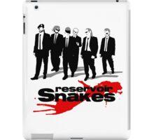 Reservoir Snakes iPad Case/Skin