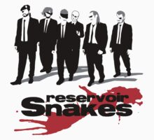 Reservoir Snakes Kids Clothes