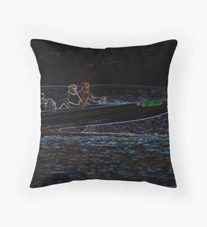 the need for speed Throw Pillow