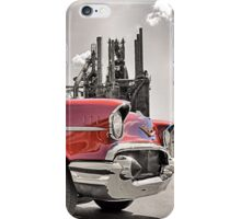 Flamin' 57 iPhone Case/Skin