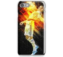 Toni Kroos On Fire iPhone Case/Skin