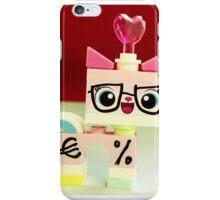 Bizniz Unikitty Valentines iPhone Case/Skin