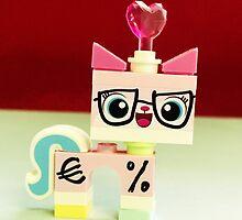 Bizniz Unikitty Valentines by FendekNaughton