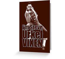 I'm Steve Urkel V*xen Greeting Card