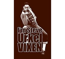 I'm Steve Urkel V*xen Photographic Print