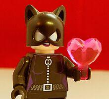 Catwoman Valentines by FendekNaughton
