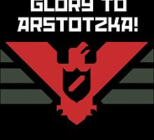 Glory to Arstotzka by gamermanga