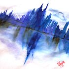 City Blue by coppertrees