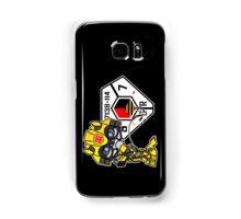 Bumblebee Peeing - Sector 7 v2 Samsung Galaxy Case/Skin